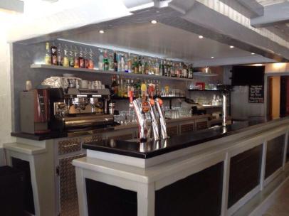 "Rénovation Bar ""Saint Roch"" à Sallanches"